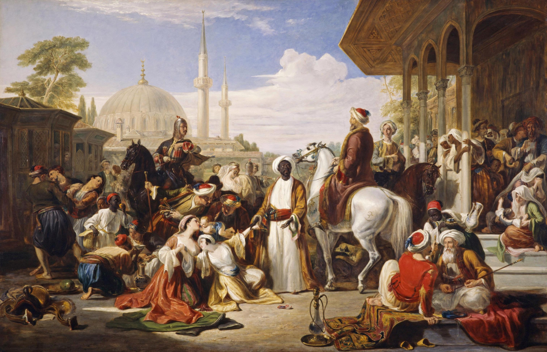 рынок белых рабов